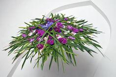 A dán Anette von Einem  és az orosz Sergey Karpunin  tartott májusban esküvői virágkötészeti tanfolyamot Szamarkandban, Üzbegisztán főv...