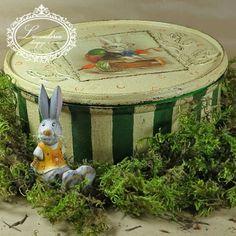 Lavenderia - decoupage i inne: Tak jak wcześniej pisałam pracowałam nad pudełkami... Decoupage, Easter, Diy Crafts, Painting, Art, Hipster Stuff, Manualidades, Art Background, Easter Activities