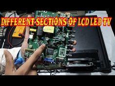 LCD LED repairing practical video - YouTube Tv Backlight, Led, Youtube, Youtubers, Youtube Movies