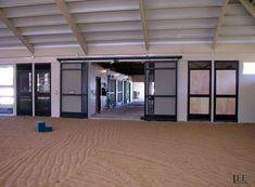 Breezeway Arena Doors