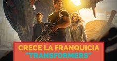 Continúa la franquicia de los Transformers. #Kafecitos #Transformers #MichaelBay #Hasbro