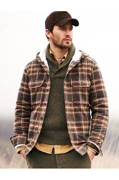 rugged, what has happened to all the men that used to look like this?