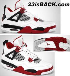 August 4th - Jordans are BACK!
