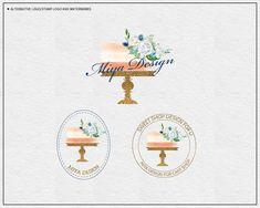 Baking logos,Cake logos,Cake Logo Design, Wedding Monogram, Flower Logo Design, Watercolor Logo, Bakery Logo, Cook Logo, Chef Logo Cake Logo Design, Wedding Logo Design, Monogram Wedding, Baking Logo, Chef Logo, Photography Logo Design, Watercolor Logo, Flower Logo, Flowers