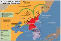 1. Se la Corea del Nord fosse un'isola del Pacifico, il mondo sarebbe diverso. Forse quel piccolo paese nemmeno esisterebbe, avendo osato minacciare di apocalisse nucleare gli Stati Uniti d'America ed essendone stato in risposta vetrificato. Più probabilmente, non avrebbe sentito necessità di dotarsi della Bomba, perché protetto dall'insularità, marchio d'insignificanza nel vasto oceano. Geografia vuole però che il regno dei Kim confini indirettamente con gli Stati Uniti (quasi trentamila…