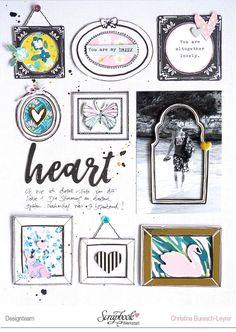 April, April! Oder auch der Scrapbook Werkstatt Sketch des Monats | fishstick in love | Bloglovin'