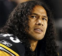 Troy Polamalu.....