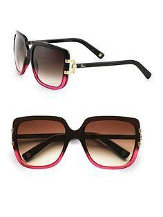 79c5f34c28 Black and Fuchsia- Dior Graphix 3 Sunglasses Dior Sunglasses