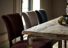 Halo Mimi Moleskin Dining Chair (Set of 4)