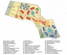 Map Layout Riu Varadero