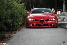Static wide Alfa Romeo Brera by Bari Alfa Cars, Alfa Alfa, Alfa Romeo Cars, Auto Alfa Romeo, Alfa Brera, Alfa Romeo Brera, Alfa 159, Alfa Romeo Gtv 2000, Alfa Romeo Spider