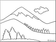 1000 Images About Education On Pinterest Text Features Coloring Pages Of Mountains