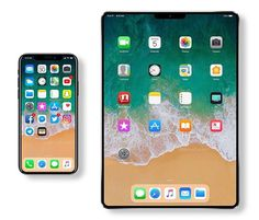 Do you expect that Apple someday will introduce iPad with design like iPhone X? + FaceID Your thoughts?venyageskin1166753