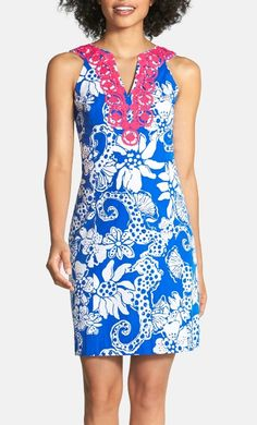 Lilly Pulitzer shift dress!
