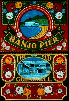 Boat Painting, Sign Painting, Canal Boat Art, Canal Boat Interior, Canal Barge, Boat Crafts, Signwriting, Truck Art, Narrowboat