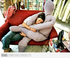 Forever alone pillow. Yes, just yes.