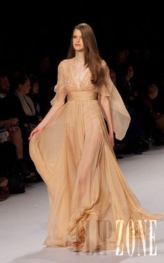 Elie Saab - Ready-to-Wear - First pictures, S/S 2011
