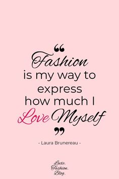 Love for fashion can be considered self-love: if fashion makes you feel fabulous, buy it, wear it an Quotes Thoughts, Life Quotes Love, True Quotes, Quotes To Live By, Funny Quotes, Quotes On Style, Fashion Style Quotes, Mirror Quotes Funny, Quotes For The Day