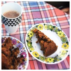 Woodland Picnic Part 2 – Buttermilk Fruit Cake