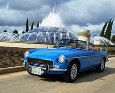 Queen B is the '72 B roadster of Dale Schiller from Katy, Texas from AMGBA newsletter.