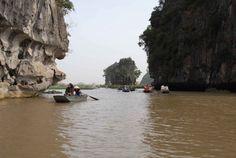 Bahia de Halong, Vie