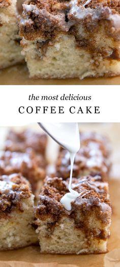 Crumb Coffee Cakes, Apple Coffee Cakes, Coffee Cale, Cinnamon Crumb Cake, Cinnamon Desserts, Moist Coffee Cake Recipe, Best Crumb Cake Recipe, Classic Coffee Cake Recipe, Baking Recipes