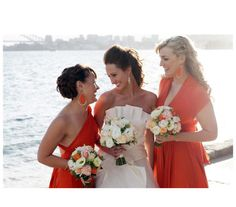 What will your bridal party be wearing? Take a peek at these stylish yet unique bridesmaid dresses for inspiration.