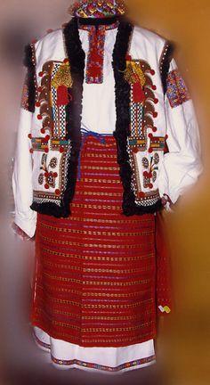 Hutsul outfit -beautiful , W Ukraine, from Iryna