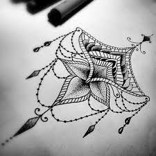 Resultado de imagem para tumblr mandala desenho