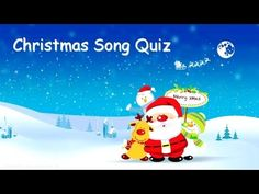 http://www.carols.org.uk/christmas-quiz.htm  Play this fast Christmas Song Quiz - it's just like a video game! Answer the questions to this short Christmas Song Quiz. Answers to the Song questions are at the end of the game. A fast, fun musical quiz - You have just 5 seconds to answer the questions. Family trivia fun for all the family on the gre...