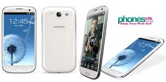 Marble White Samsung Galaxy S3 .... check out today's cheapest network offers & best deals: https://www.phonesltd.co.uk/Samsung/Galaxy_S3_White_Deals.html #samsunggalaxys3white #galaxys3white #samsungs3white