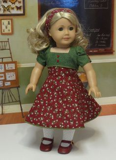 Grandma's Bouquet  vintage style dress for by cupcakecutiepie, $47.00