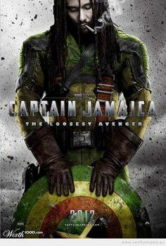 Captain Jamaica