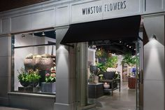 Planeta Design Group - Winston Flowers Greenwich project