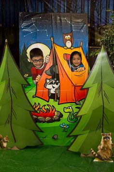 camp themed vbs - Google Search