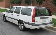 97 Volvo 850 Wagon...yes please!!!