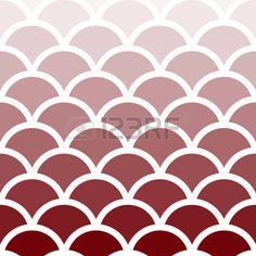 japanese prints: Traditional Seigaiha Japanese seamless wave pattern. Scaled at any size and used for wallpaper pattern files web page blog surface textures graphic  printing.  Illustration
