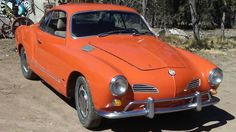 Sunset Or Sunrise? 1969 VW Karmann Ghia - http://barnfinds.com/sunset-sunrise-1969-vw-karmann-ghia/