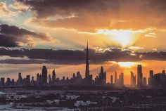 "Sunset in Dubai Go to http://iBoatCity.com and use code PINTEREST for free shipping on your first order! (Lower 48 USA Only). Sign up for our email newsletter to get your free guide: ""Boat Buyer's Guide for Beginners."""