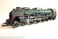 Jouef Locomotive à vapeur  241 P 7 NEVERS REF 180/56