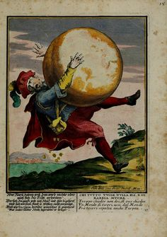 Illustrations from an Italian book of proverbs made by the engraver and painter Giuseppe Maria Mitelli (1634–1718)