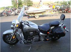 2007 #Yamaha Road Star Silverado #Cruiser_Motorcycle in Jonesboro @ http://www.motorcycleszone.com