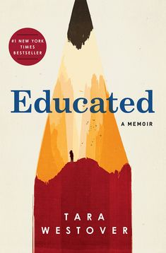 Educated: A Memoir by Tara Westover, a non-fiction book worth adding to your reading bucket list. Best Books To Read, Best Selling Books, New Books, Good Books, Book Club Books, Book Lists, The Book, Book Clubs, Book Nerd