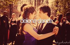 Why do you love TVD?  Well this one goes without saying!
