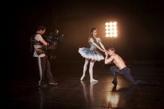 9/27  The CW renews Ballet West's 'Breaking Pointe'  Low-rated series gets a second season with a boost from online viewing.