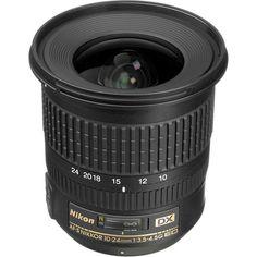 Nikon AF-S DX NIKKOR 10-24mm f/3.5-4.5G ED Lens 2181 B&H Photo