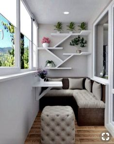 Balcony Design for Small Spaces . 55 Lovely Balcony Design for Small Spaces . Balcony Decoration Designs Lounge Chairs for Small Balcony Amazing Modern Balcony, Small Balcony Design, Small Balcony Decor, Small Balcony Furniture, Narrow Balcony, Small Terrace, Small Apartments, Small Spaces, Bedroom Balcony