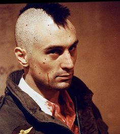 6321dc2997858 Robert De Niro as Travis Bickle in Taxi Driver