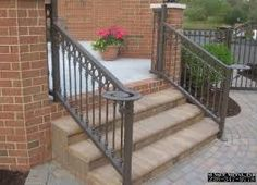 Best How To Build A Basic 2X4 Handrail For A Deck Or Balcony 640 x 480