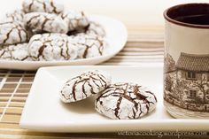 05 - Crackled chocolate cookies